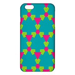 Triangles honeycombs and other shapes pattern			iPhone 6 Plus/6S Plus TPU Case