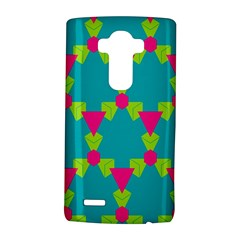 Triangles Honeycombs And Other Shapes Patternlg G4 Hardshell Case