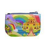 Rain Bow Coin Change Purse Back
