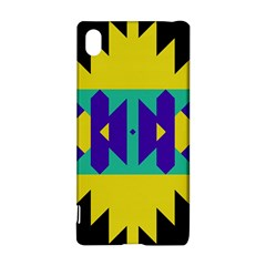 Tribal Design			sony Xperia Z3+ Hardshell Case
