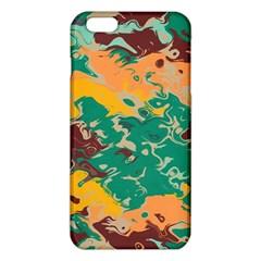Texture in retro colorsiPhone 6 Plus/6S Plus TPU Case