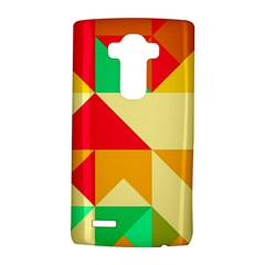 Retro colors shapes			LG G4 Hardshell Case