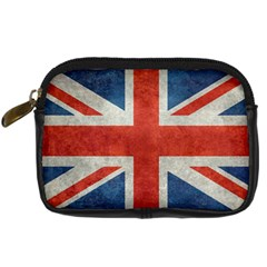 Union Jack 3x5 V10 Vintage Bright Print F Sml Digital Camera Cases