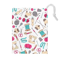 Crafty Drawstring Pouches (Extra Large)