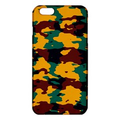 Camo texture			iPhone 6 Plus/6S Plus TPU Case