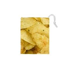 Crisps By Sandi Drawstring Pouches (XS)