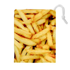 Chips By Sandi Drawstring Pouches (Extra Large)