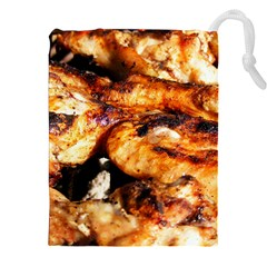 Chicken By Sandi Drawstring Pouches (XXL)