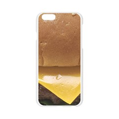 Burger By Sandi Apple Seamless iPhone 6/6S Case (Transparent)