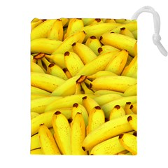 Bananas By Sandi Drawstring Pouches (XXL)