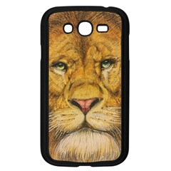Regal Lion Drawing Samsung Galaxy Grand Duos I9082 Case (black)