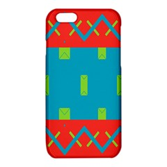 Chevrons and rectangles iPhone 6/6S TPU Case