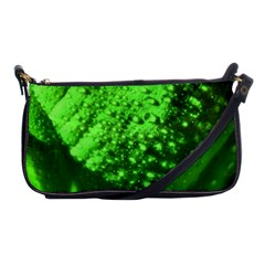Green And Powerful Shoulder Clutch Bags