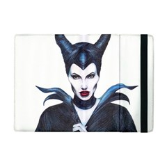 Maleficent Drawing Apple Ipad Mini Flip Case