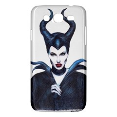 Maleficent Drawing Samsung Galaxy Mega 5 8 I9152 Hardshell Case