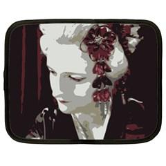 Geisha Netbook Case (xl)