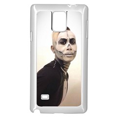 Halloween Skull And Tux  Samsung Galaxy Note 4 Case (white)