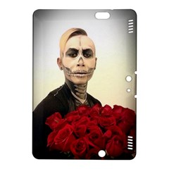 Halloween Skull Tux And Roses  Kindle Fire Hdx 8 9  Hardshell Case