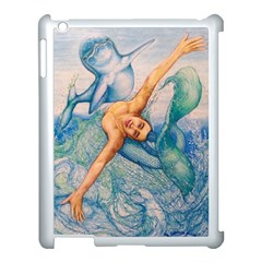 Zodiac Signs Pisces Drawing Apple Ipad 3/4 Case (white)