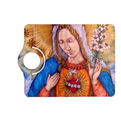 Immaculate Heart Of Virgin Mary Drawing Kindle Fire Hd (2013) Flip 360 Case