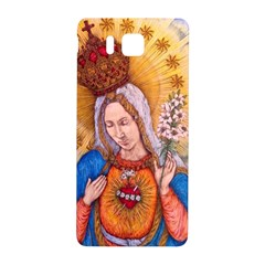Immaculate Heart Of Virgin Mary Drawing Samsung Galaxy Alpha Hardshell Back Case