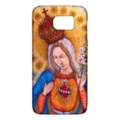 Immaculate Heart Of Virgin Mary Drawing Galaxy S6