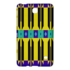 Rhombus And Other Shapes Pattern samsung Galaxy Tab 4 (8 ) Hardshell Case
