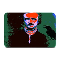 Edgar Allan Poe Pop Art  Plate Mats