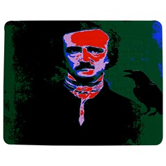 Edgar Allan Poe Pop Art  Jigsaw Puzzle Photo Stand (Rectangular)