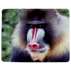 5000x5000 Mandrill Centred Jigsaw Puzzle Photo Stand (Rectangular)