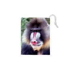 5000x5000 Mandrill Centred Drawstring Pouches (XS)