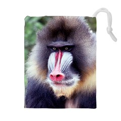 5000x5000 Mandrill Centred Drawstring Pouches (Extra Large)