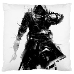 Assassins Creed Black Flag Standard Flano Cushion Cases (one Side)