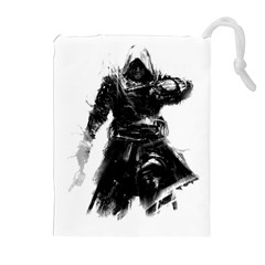 Assassins Creed Black Flag Drawstring Pouches (Extra Large)