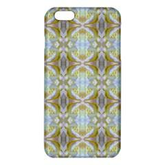 Beautiful White Yellow Rose Pattern iPhone 6 Plus/6S Plus TPU Case