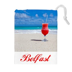 5000x5000 Belfast Drawstring Pouches (Extra Large)