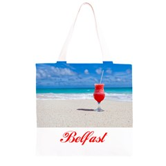 5000x5000 Belfast Shortened Grocery Light Tote Bag