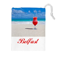 5000x5000 Belfast Shortened Drawstring Pouches (Extra Large)