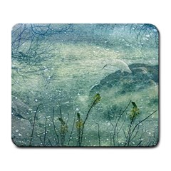 Nature Photo Collage Large Mousepads