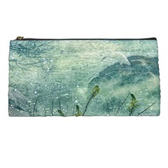 Nature Photo Collage Pencil Cases