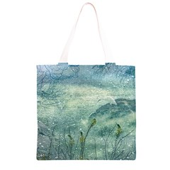 Nature Photo Collage Grocery Light Tote Bag