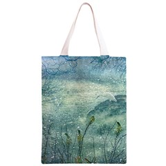 Nature Photo Collage Classic Light Tote Bag
