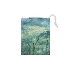 Nature Photo Collage Drawstring Pouches (XS)