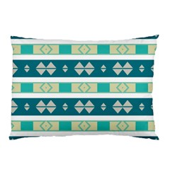 Rhombus And Stripes 			pillow Case