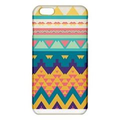 Pastel tribal design iPhone 6 Plus/6S Plus TPU Case