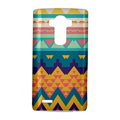 Pastel tribal design 			LG G4 Hardshell Case