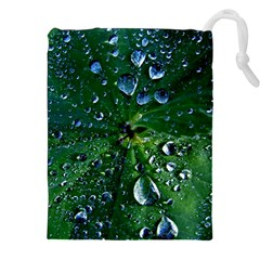 Morning Dew Drawstring Pouches (xxl)