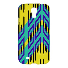 Tribal Angles 			samsung Galaxy S4 I9500/i9505 Hardshell Case
