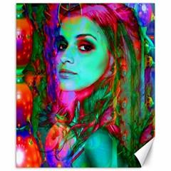 Alice In Wonderland Canvas 8  X 10