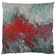 Metallic Abstract 2 Standard Flano Cushion Cases (two Sides)